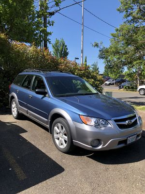 2008 Subaru Outback manual for Sale in Forest Grove, OR