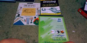Drawing Books and drawing paper 4 for Sale in Murfreesboro, TN