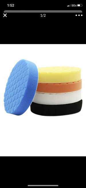 Buffing polishing pads for Sale in Baldwin Park, CA