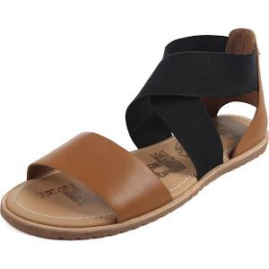 42b7f394d4f9 Sorel Ella Leather Sandals for Sale in Clearfield