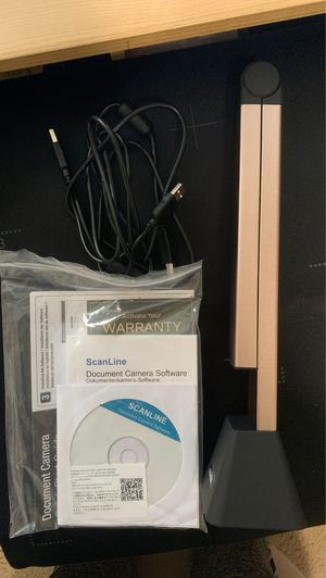 Document Camera with software for Sale in Sumner, WA