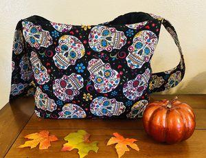 Pretty Día de muertos/ Halloween bag for Sale in San Antonio, TX