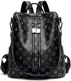 Gorgeous Black Leather Backpack Purse for Sale in Boston, MA