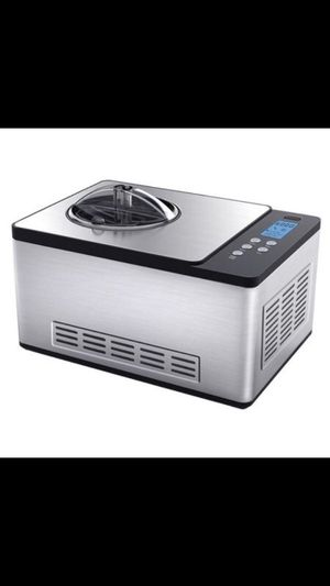Whynter 2.1 Quart Ice Cream Maker Description: Features for Sale in Houston, TX