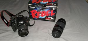Cannon Rebel T6i like new for Sale in Buena Park, CA