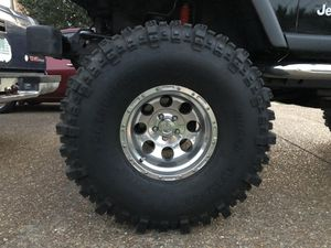 Rims and Tires (NOT THE JEEP) for Sale in Gallatin, TN