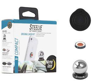 Nite Ize Original Steelie Dash Mount Kit - Magnetic Car Dash Mount for Smartphones for Sale in Montebello, CA