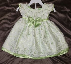 12 month girls dress. Full lined with tulle & diaper cover (bloomers). Koala Baby brand. for Sale in Raleigh, NC