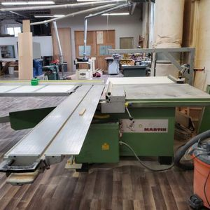 Sliding Table Saw MARTIN for Sale in Stamford, CT