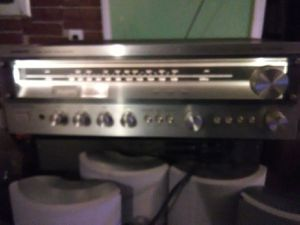 Vintage Onkyo TX-2500MKII for $175 for Sale in Washington, DC