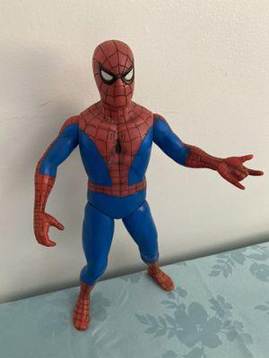 """Vintage 1991 Marvel Supersize Superheroes 14"""" Spider-Man Figure Toy Biz Mexico for Sale in Doral, FL"""