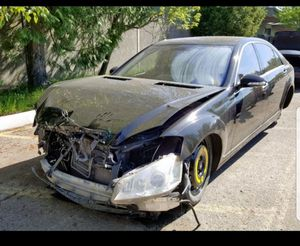 W221 2007 Mercedes S550 Parts Parting Out for Sale in Portland, OR