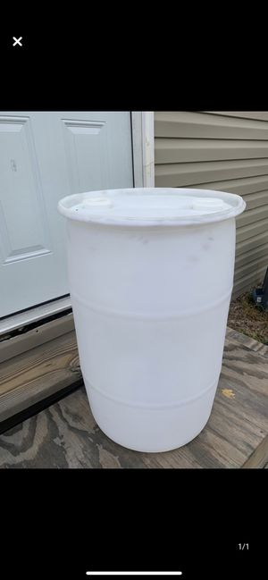 30 gallon drum for Sale in Palm Harbor, FL