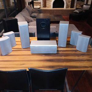 Onkyo 7.1 Surround Sound Speakers SKF-530 for Sale in Scottsdale, AZ