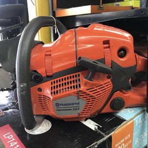 Husqvarna 565 Professional Chainsaw for Sale in Hollywood, FL