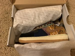 Travis Scott Cactus Jack AF1 - New Preschool 11c for Sale in Mercer Island, WA