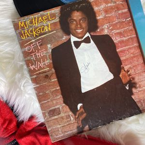 Michael Jackson Off The Wall Vinyl for Sale in Seattle, WA