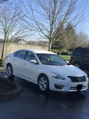 2015 Nissan Altima sv for Sale in Woodburn, OR