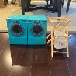 Our Generation (Target) Washer & Dryer Set for Sale in Walnut Creek,  CA