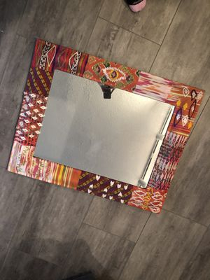 Cute Boho wall mirror for Sale in Thornton, CO