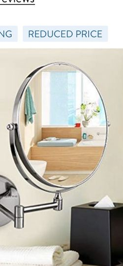 Ovente Wall Mounted Makeup Vanity Mirror for Sale in Tualatin,  OR