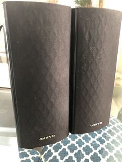 Onkyo Surround Speakers for Sale in Tracy,  CA