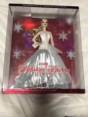 2008 holiday Barbie (Barbie collector) for Sale in Bingham Canyon, UT