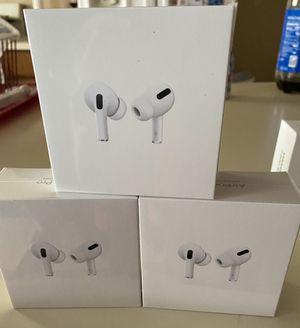 Apple air pod pros for Sale in Warren, MI
