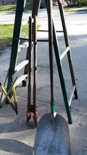 Lawn Equipment. All for 60$ for Sale in Auburndale, FL