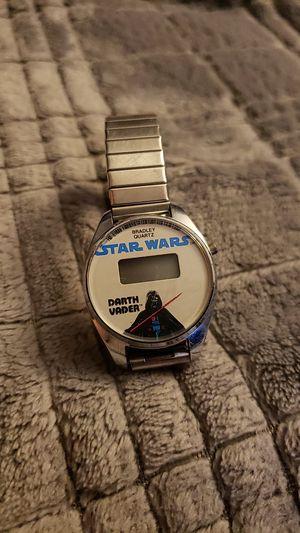 Vintage Star Wars Darth Vader Watch for Sale in Chicago, IL