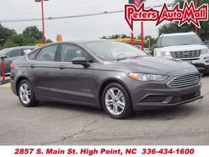 2018 Ford Fusion Hybrid for Sale in High Point, NC