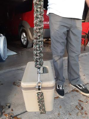 Paracord strap for lunch box for Sale in Houston, TX