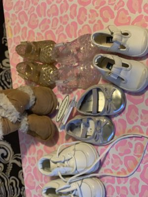 Baby Shoes 2 dollars each for Sale in El Cajon, CA