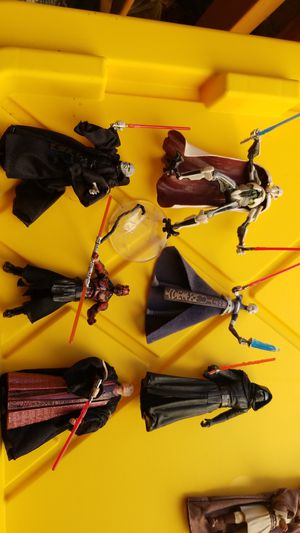 Star Wars figures Sith Lords lot for Sale in Whittier, CA