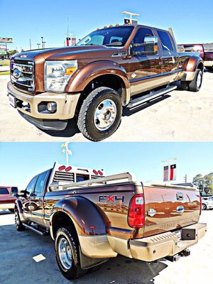 2011 Ford F450 King Ranch 4/4 for Sale in Houston, TX