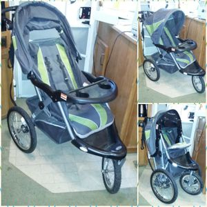 3-System Baby Trend Jogger Stroller for Sale in Portland, OR