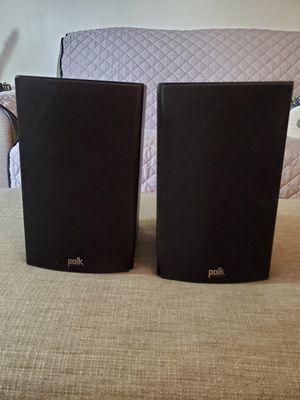 Polk Audio T15 2-way Speakers - Pair - Black.. for Sale in Vancouver, WA