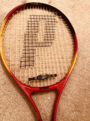 Prince tennis racquet for Sale in Cary, NC