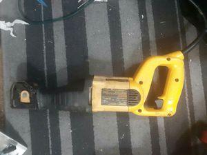 Dewalt reciprocating saw for Sale in Vista, CA