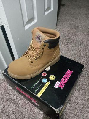 BRAHMA womens steel toe work boot for Sale in Plano, TX