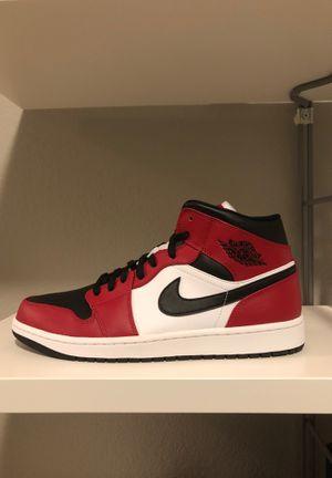 Jordan 1 Mid Chicago Black Toe Size 12 for Sale in Portland, OR
