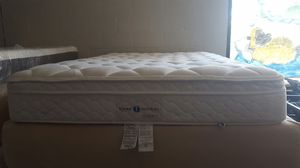 Full Sleep Number mattress set, perfect condition, no leaks, pump works perfectly for Sale in Tempe, AZ
