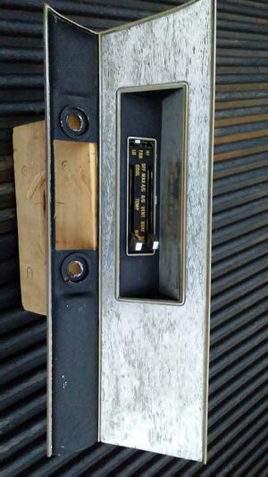 Plymouth Duster heater switch panel for Sale in Evansville, IN
