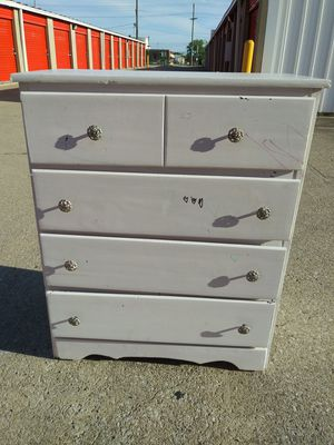 White dresser for Sale in Columbus, OH