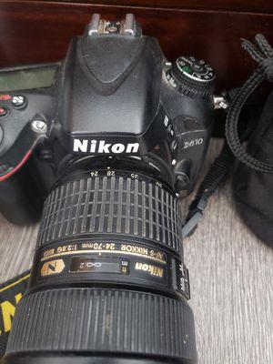Nikon AF-S NIKKOR 24-70mm 2.8 for Sale in Irvine, CA