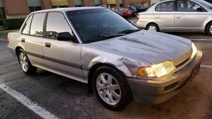 1989 Honda Civic DX !! Automatic !! for Sale in Irving, TX