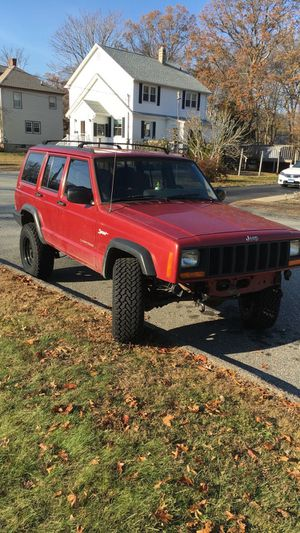 1998 Jeep Cherokee xj for Sale in Stafford, VA