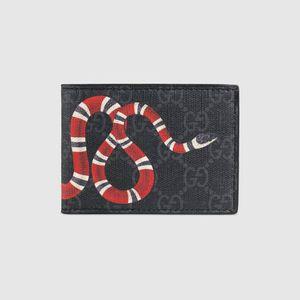 Kingsnake print GG Supreme Gucci Wallet for Sale in Las Vegas, NV
