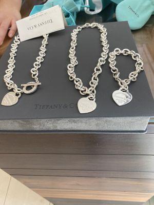 Tiffany & Co. Jewelry Set (Women) for Sale in Burbank, CA