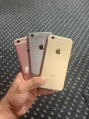 iPhone 6S 32GB Factory Unlocked 📲 for Sale in Fort Worth, TX